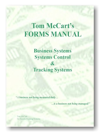 Tom McCart's Forms Manual