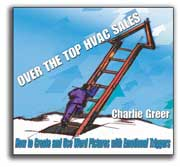 Over the Top HVAC Sales CD Cover-- Charlie Greer