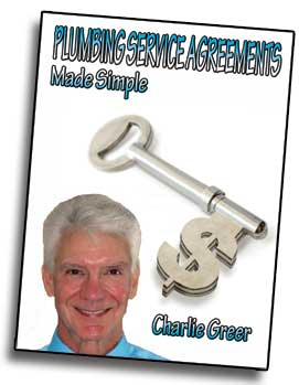 Plumbing Service Agreements Made Simple by Charlie Greer
